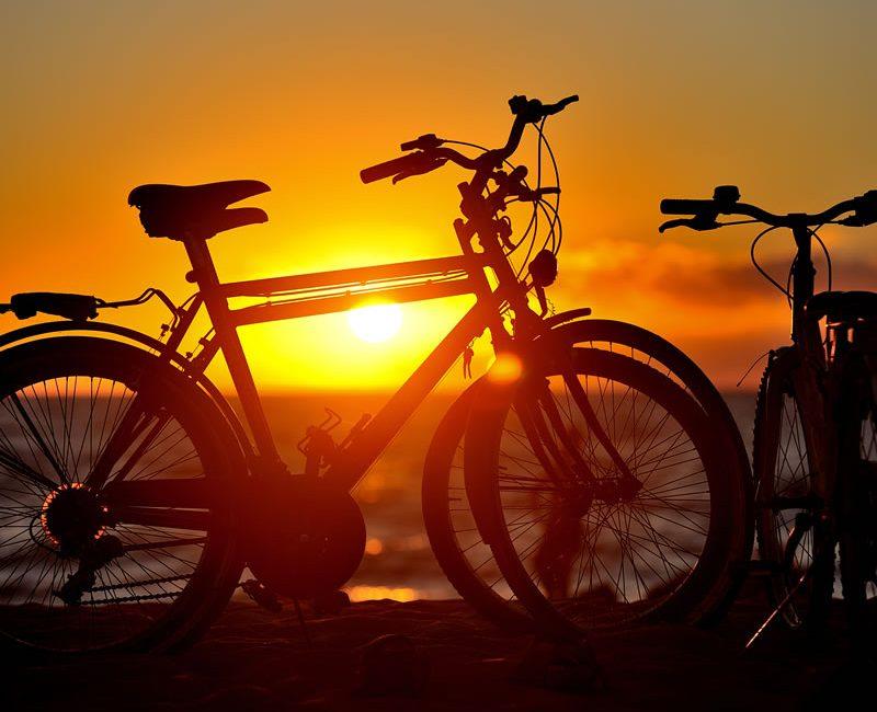 E-bike and Vespa Residence Village