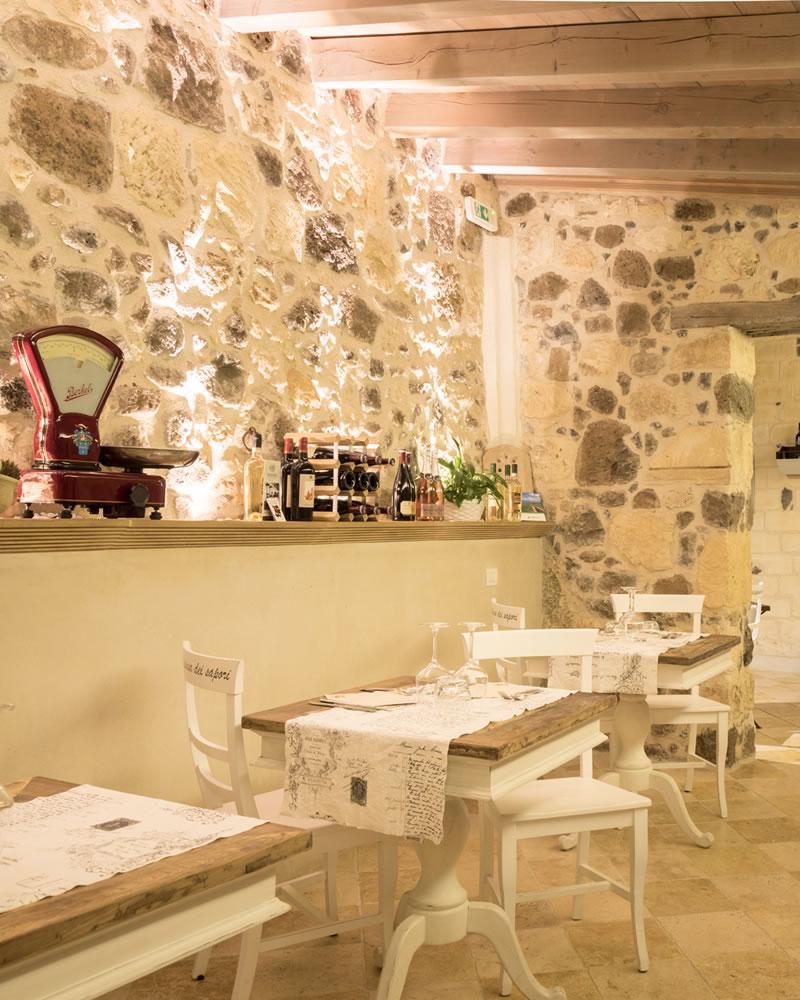 La despensa de sabores Hotel Maison Tresnuraghes